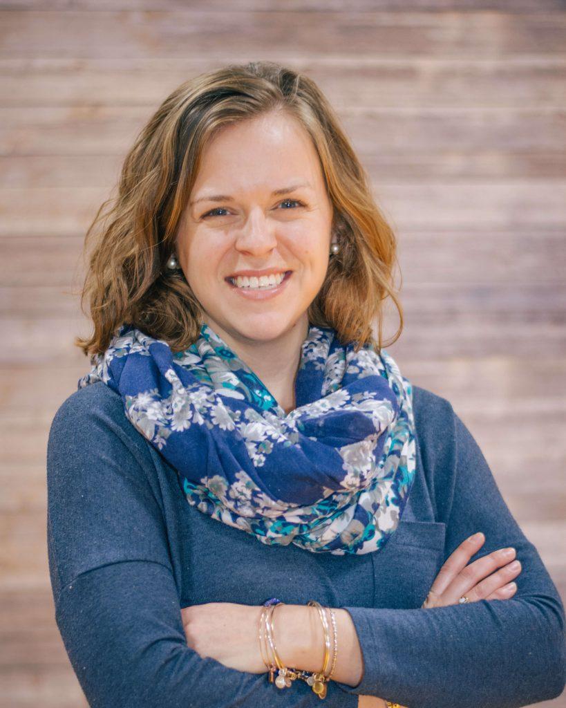 Allison VanOss, Assistant Director