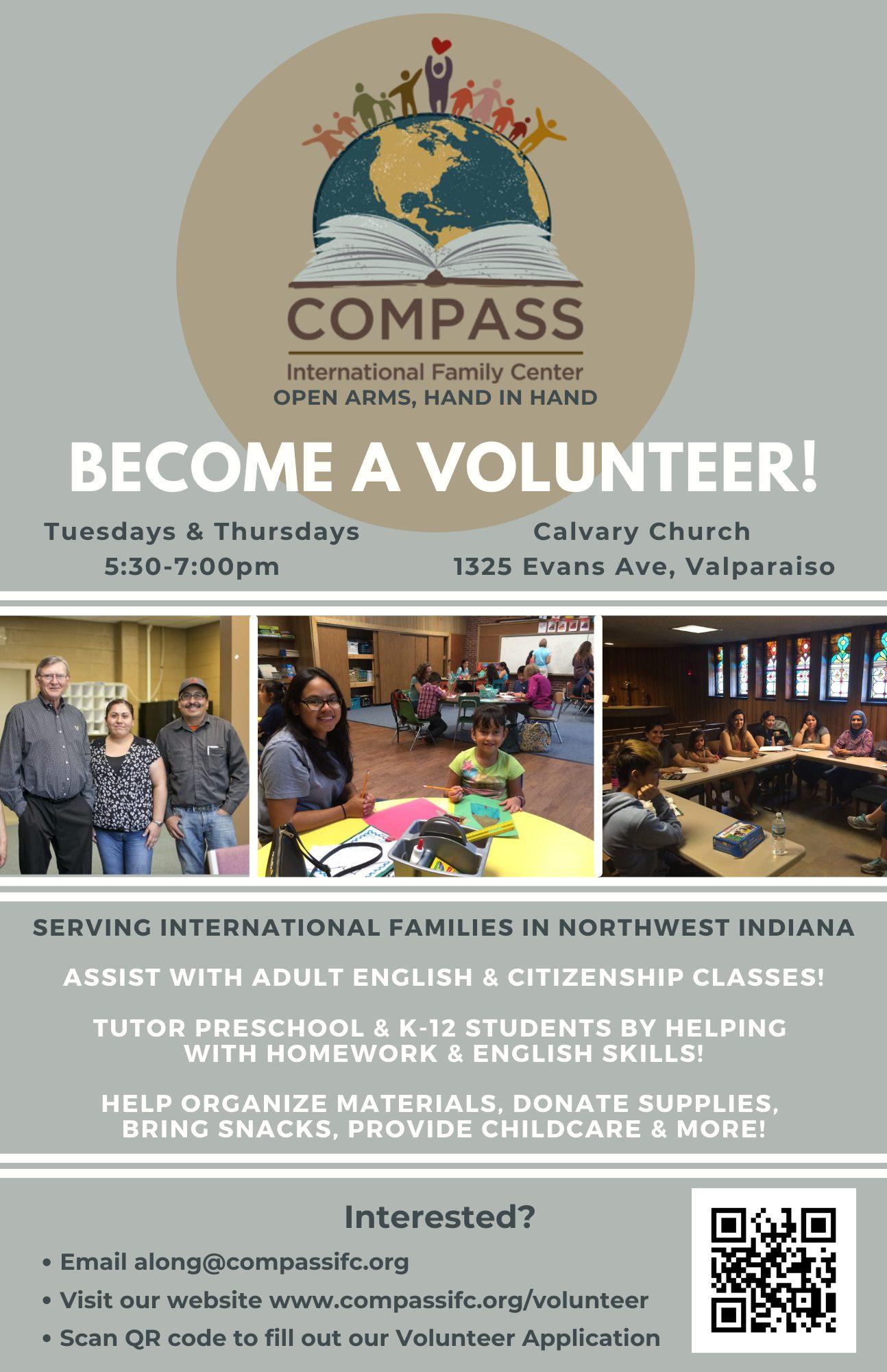 Final 2021 Compass IFC Volunteer Recruitment Flyer
